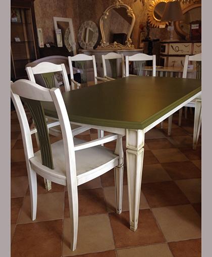 "Стол,стул ""Рим"""
