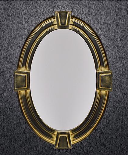 """Зеркало """"Медальон № 2"""""""