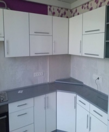 """Кухня """"Белый глянец"""""""